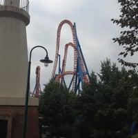 Photo taken at Hersheypark by Vilyana K. on 7/8/2012