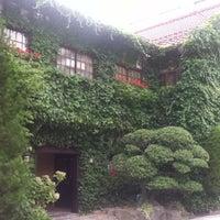 Photo taken at レストラン鯛萬 by Hiroshi T. on 9/13/2011