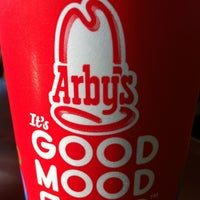 Photo taken at Arby's by Candice Katie J. on 6/30/2012