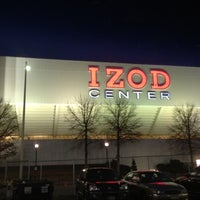 Photo taken at Izod Center by Rita P. on 2/4/2012