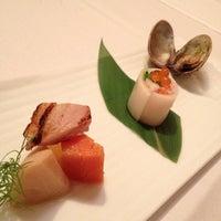 Photo taken at Fuki Sushi by Hidekazu I. on 9/13/2012