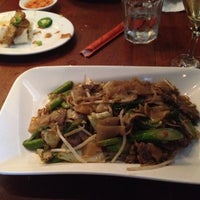 Photo taken at Opart Thai House Restaurant by Jeremy C. on 7/23/2012