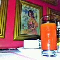 Photo taken at Casa Agustin Lopez by Tim Y. on 10/11/2011