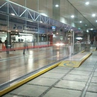 Photo taken at Central de Autobuses by Ikaro D. on 2/3/2012