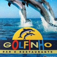 Photo taken at Golfinho Bar e Restaurante by Andre Luiz M. on 1/3/2012