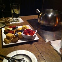 Photo taken at The Melting Pot by Amy B. on 1/18/2012