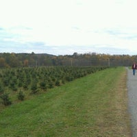 Photo taken at Gaver Farm by Aaron A. on 10/22/2011