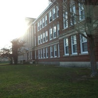 Photo taken at Portsmouth Middle School by Kaylee H. on 12/16/2011