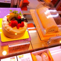Photo taken at モンシュシュ 銀座三越店 by Florence_city on 8/23/2011