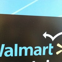 Photo taken at Walmart Supercenter by Julie J. on 5/14/2012