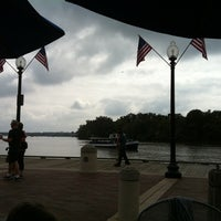 Photo taken at Nick's Riverside Grille by owen d. on 9/24/2011