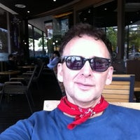 Photo taken at Caffé bene by Mike R. on 6/27/2012