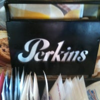 Photo taken at Perkins Restaurant & Bakery by Mark H. on 2/27/2011