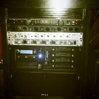Photo taken at Half Nelson Recording Studios by Steve D. on 12/31/2011