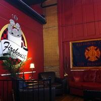Photo taken at Firehouse Coffee Co by GoCatGo …. on 11/17/2011