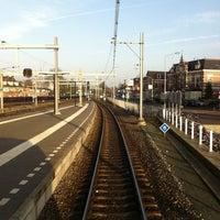 Photo taken at Station Hilversum by Johan W. on 2/16/2011