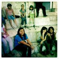 Photo taken at Iglesia San Gerardo De Mayela by Cece C. on 5/6/2012