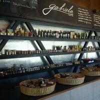 Photo taken at Gabriela Café by Oscar C. on 11/29/2011