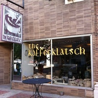 Photo taken at Kaffeeklatsch by Melissa O. on 9/9/2011