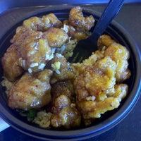 Photo taken at Panda Express Gourmet Chinese Food by Steve H. on 1/6/2012
