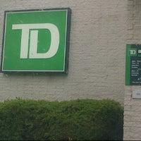 Photo taken at TD Bank by Chris P. on 9/7/2011