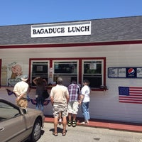 Photo taken at Bagaduce Lunch by Noah V. on 7/12/2012
