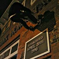 Photo taken at Dark Horse Tavern by Brandon L. on 4/19/2012