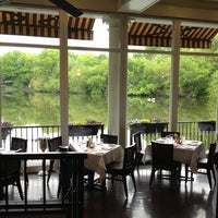 Photo taken at The Loeb Boathouse in Central Park by Karen D. on 5/2/2012