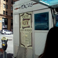 Photo taken at Tacos San Buena by Jerry W. on 3/23/2012