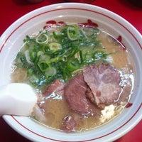 Photo taken at 博多長浜屋台 やまちゃん 銀座店 by Masashi K. on 2/20/2012