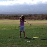 Photo taken at Ellair Maui Golf Club by Kelli B. on 5/19/2012