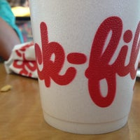 Photo taken at Chick-fil-A Macedonia by T.J. P. on 7/13/2012