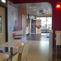 Photo taken at KFC by Pedja on 4/22/2012