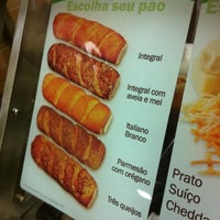 Photo taken at Subway by Caio C. on 8/23/2012