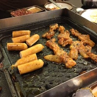 Photo taken at Kimju by Guin P. on 3/18/2012
