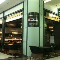 Photo taken at Fashion Café & Restaurant by Gabor N. on 4/4/2012
