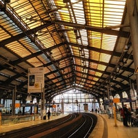 Photo taken at Bahnhof Berlin Friedrichstraße by Jones on 4/6/2012