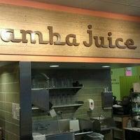 Photo taken at Jamba Juice by Brian P. on 3/21/2012