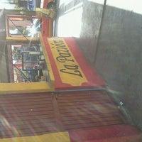 Photo taken at Mercado Municipal Gral. Agustin Olachea by Dublinuxs on 3/2/2012