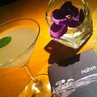 Photo taken at nahm by Carlos M. on 4/2/2012
