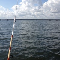 Photo taken at Lake Conroe by Melissa M. on 9/13/2012