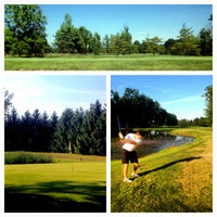 Photo taken at Romeo Golf Club by Radu T. on 6/16/2012