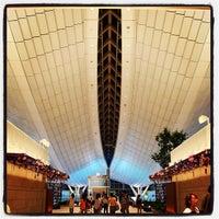 Photo taken at HND International Terminal by Kazuki O. on 9/5/2012