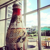 Photo taken at Coca-Cola Headquarters by Katie M. on 6/15/2012