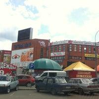 Photo taken at Рынок Ново-Переделкино by Romario on 6/9/2012