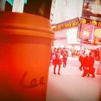Photo taken at Starbucks by Lee S. on 3/26/2012