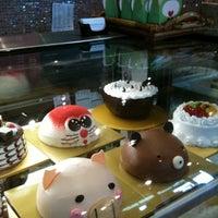 Photo taken at Shilla Korean Bakery by Michele B. on 8/25/2012