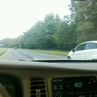 Photo taken at NJ Route 18 by Christopher F. on 8/6/2012