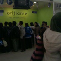 Photo taken at Oriflame Bandung Office by Aulia H. on 6/5/2012