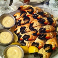 Photo taken at Joe's Stone Crab by Jeff S. on 1/17/2013
